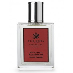 Black Pepper  & Sandalwood EAU DE PARFUM 100 ml